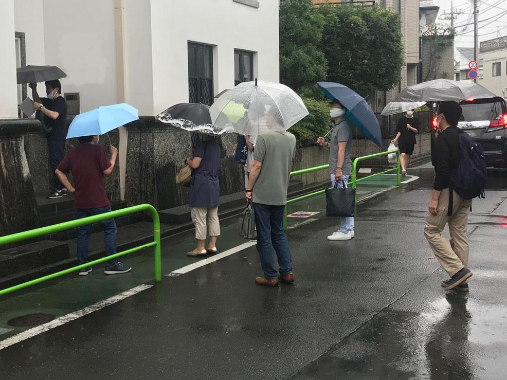 2020年7月25日雨の日の現地不動産投資セミナー