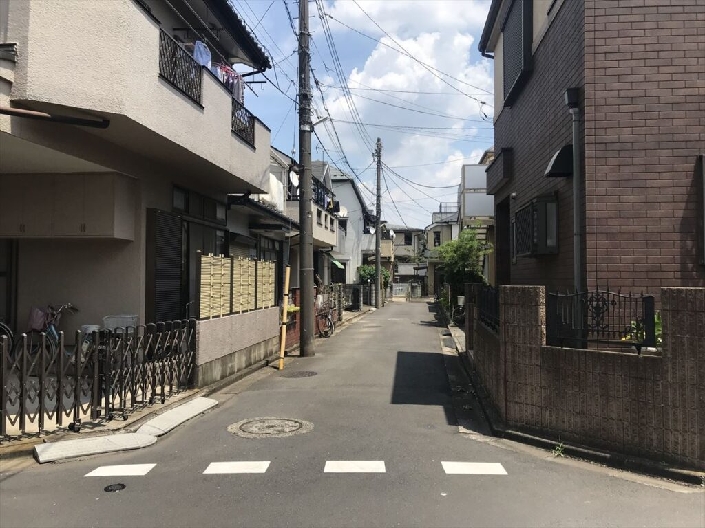 埼玉アパート土地探し